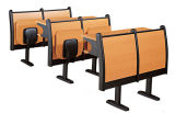 Strichleiter-Stuhl für Schulmöbel, Auditoriums-Stuhl, Vortrag-Theater-Stühle