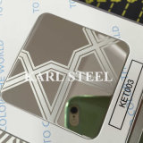 410 Steel inoxidable Ket001 Etched Sheet pour Decoration Materials