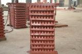 Capienza del frantoio a mascella PE250X400 circa 35 tonnellate all'ora