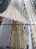 木製デザイン新しい2016薄板にされたPVCパネルPVC壁パネル新しい型インド