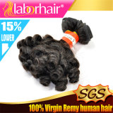 7A Raw Unprocessed Peruvian Funmi Hair mit Wholesale Price in 12 ''
