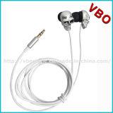 O fone de ouvido fresco do crânio, crânio Earbuds, caçoa o fone de ouvido dos desenhos animados