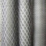 Feuille en aluminium / acier expansé, maillage métallisé expansé