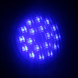 40W RGB LED PAR56 Swimmingpool-Lampe mit Ferncontroller