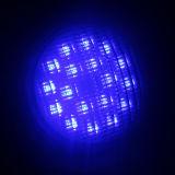 먼 관제사를 가진 40W RGB LED PAR56 수영풀 램프