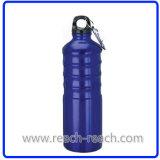 Спорты выпивая алюминиевую бутылку воды (R-4011)
