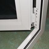 [كز244] زجاج مزدوجة مع شبكة, بيضاء لون مسحوق يكسى حراريّة كسر ألومنيوم قطاع جانبيّ شباك باب