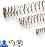 Ressorts de compression en acier formés à froid faits sur commande industriels