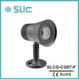 indicatore luminoso di alluminio della visualizzazione di LED di illuminazione del punto della mobilia di 3W LED