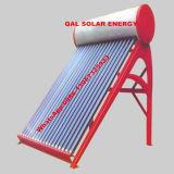 真空管の太陽給湯装置(QAL-CG-10)
