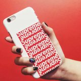 PC Case van Supreme Hard van de manier voor iPhone6