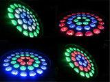 Indicatore luminoso eccellente di PARITÀ dello zoom di illuminazione 36PCS LED del LED
