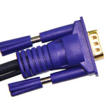 HDMI a VGA+Audio 3.5mm Cable (2m, 3m, 5m facoltativi, YL-C388)