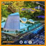 Modellen van de Bioskoop van Wanda van Qingdao de Oosterse/Openbare Faciliteiten die Modellen/de Architecturale Modellerende BouwModellen van de Maker/van de Tentoonstelling van Modellen plannen