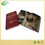 Personalizado de cuatro colores Hardbover libro de impresión (CKT-BK-369)