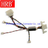 Cable a cable Molex 4.2 Ears Pitch montaje en panel Conector