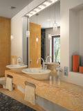 Granito dourado Vanitytop da parte superior da vaidade do banheiro do banheiro de Macuba