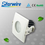 2015 New LED Downlight Manufacture Supply High Quality Square IP54 Shower LED Downlight