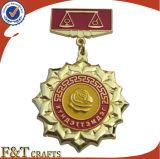 Медали изготовленный на заказ русской оптовой продажи металла вероисповедные (FTMD1372A)