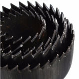 5PCS炭素鋼の穴は目立て器のインチのサイズを