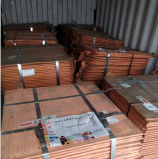 Kupfer 99.99 reines/reines Kathoden-Kupfer/kupferner Kathoden-Preis für Verkauf (HT32)