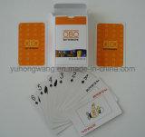 Tarjeta de juego de papel de tarjeta que juega de la alta calidad, juego de mesa