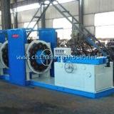 24 Spindel-Metalldraht-horizontaler Typ Einfassungs-Maschine/Flechtmaschine