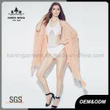 Маскировка Swimsuit плащпалаты Knit Pointelle износа пляжа женщин