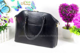 Оптовый PU Hand Bag Elegant Black для Ladies