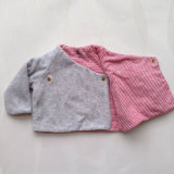 Yarn unisex Dyed Cotton Romper para Baby, Baby Clothes
