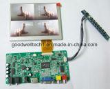 4: 3 LCD van de Aanraking van 5 Duim Industriële Module
