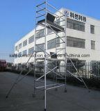 De Ce Overgegaane Steiger van het Aluminium voor Decoratie