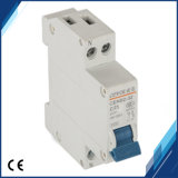 Верхний автомат защити цепи MCB Dpn 1p+N25A качества миниатюрный