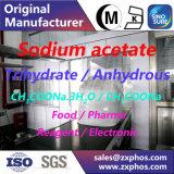 Catégorie comestible d'acétate de sodium