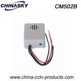 Microphone à faible bruit d'appareil-photo de télévision en circuit fermé pour le système de surveillance sonore (CM502B)