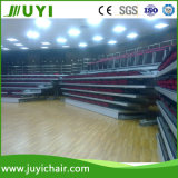 Jy-780 Factory Price Indoor Grandstand Telescópico Tribune Bleacher Retractable Bleacher