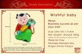 Ricordo dell'argilla cinese dei bambini