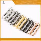 Peças de reparo da liberação rápida da chave de fenda dos acessórios do conetor da faixa de relógio da venda por atacado 42mm/38mm Apple para o adaptador da cinta de Iwatch