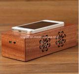 Haut-parleur en bois de mobile de contact d'admission de détecteur de qualité