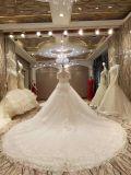 Новые платья венчания Princess Замужества Коротк Втулки прибытия 2017 верхние