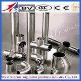 Pipe carrée d'acier inoxydable 316 304 pour la machine de découpage