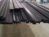Perfiles de aluminio planos de la protuberancia de la alta capacidad de producción
