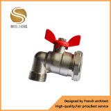 Клапан клапана Dn25 крома внезапный латунный