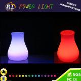 Colore senza cordone sveglio che cambia la lampada decorativa della Tabella del LED