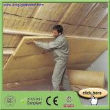 Manta a prueba de humedad de las lanas de cristal para la casa de la estructura de acero