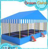 Trampoline profissional das crianças do fabricante do campo de jogos