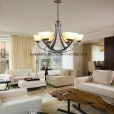 Светильник канделябра среднего восточного типа самомоднейший привесной для проекта гостиницы