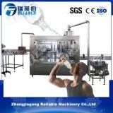 Pequeña máquina de relleno automática de la planta del agua mineral