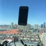 Caja fijada por adsorción protector nano antigravedad del teléfono del teléfono de la succión para el iPhone 7