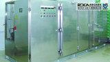 congélateur de plaque d'étagère d'alliage d'aluminium avec le compresseur